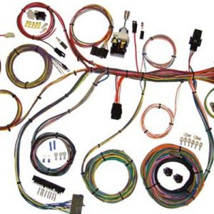 American Autowire Power Plus 20 Series Wiring Kit