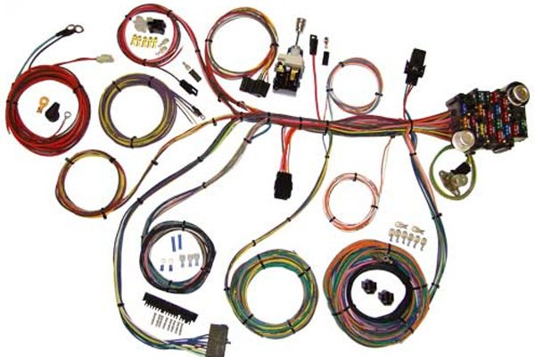 7  American Autowire Power Plus 20 Series Wiring Kit