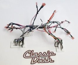 1990-93 Mustang Plug-and-Play Wiring Harness