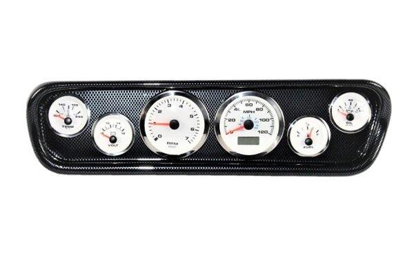 1964 -1965 Ford Mustang Dash Panel