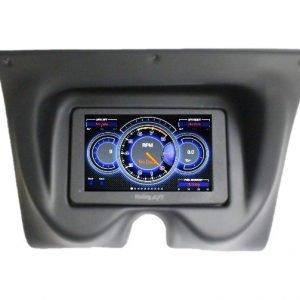 """1967-68 Camaro HOLLEY 7.5"""" Dash Panel Bundle"""
