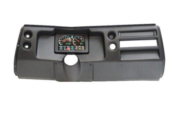 "1968 Chevelle HOLLEY 7.5"" Dash Panel Bundle"