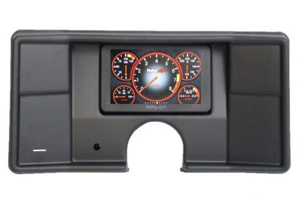 "1978-81 G-Body HOLLEY 7.5"" Dash Panel Bundle"