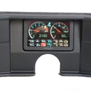 "1982-88 G-Body HOLLEY 7.5"" Dash Panel Bundle"