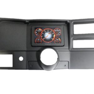"1984-87 Chevy / GMC Truck HOLLEY 7.5"" Dash Panel Bundle"