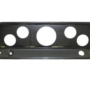 1965-66 Chevrolet Truck 5 Gauge Dash Panel (CHEVY ONLY)