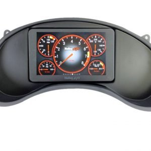 """1998-04 Chevy S10 Truck HOLLEY 7.5"""" Dash Panel Bundle"""