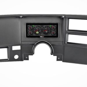 "1973-83 Chevy / GMC Truck HOLLEY 6.86"" Dash Panel Bundle"