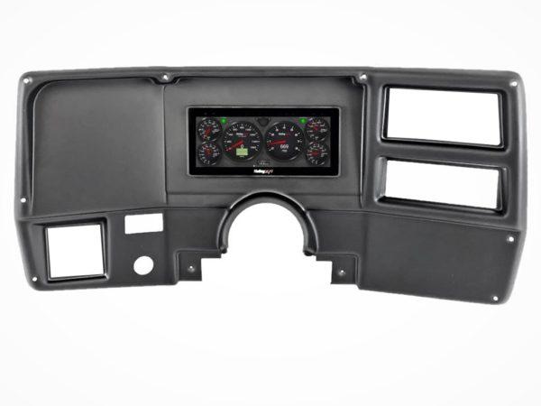 "1973-83 Chevy / GMC Truck HOLLEY 6.86"" Dash Panel Bundle"