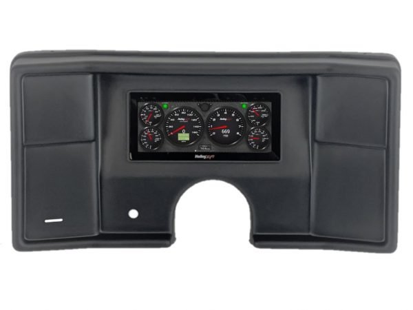 "1978-81 G-Body HOLLEY 6.86"" Dash Panel Bundle"