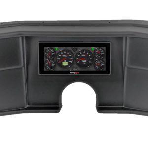 "1982-88 G-Body HOLLEY 6.86"" Dash Panel Bundle"