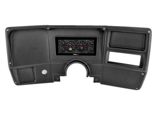 "1984-87 Chevy / GMC Truck HOLLEY 6.86"" Dash Panel Bundle"