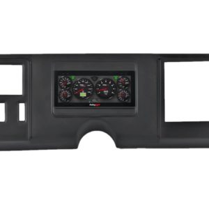 "1988-94 Chevy / GMC Truck HOLLEY 6.86"" Dash Panel Bundle"