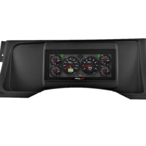 "1995-98 Chevy / GMC Truck HOLLEY 6.86"" Dash Panel Bundle"