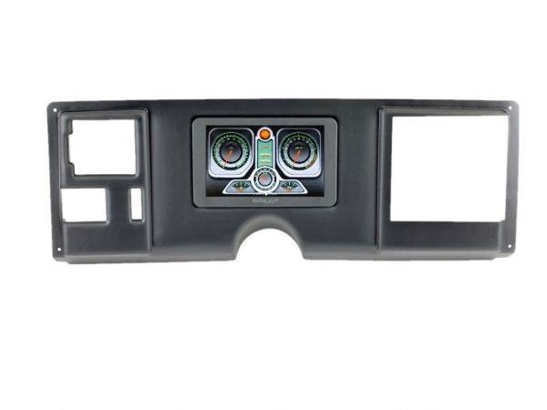 "1988-94 Chevy / GMC Truck HOLLEY 7.5"" Dash Panel Bundle"