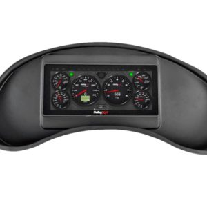 """1998-04 Chevy S10 Truck HOLLEY 6.86"""" Dash Panel Bundle"""