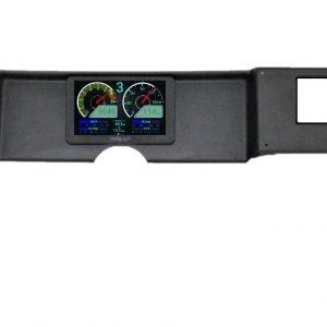"""1979-81 Camaro HOLLEY 7.5"""" Dash Panel Bundle"""