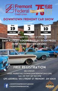 2021 Fremont Car Show