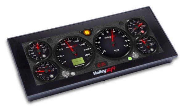 "HOLLEY 12.3"" Standalone Pro Digital Dash"