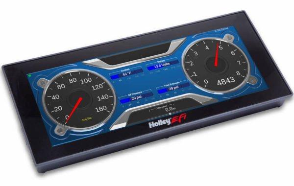 "HOLLEY 6.86"" Standalone Pro Digital Dash"