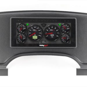 """1994-97 Chevy S10 Truck HOLLEY 6.86"""" Dash Panel Bundle"""